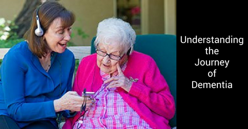 Understanding the Journey of Dementia - Maribeth Gallagher at Church of the Palms UCC Sun City